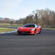 Stage en Ferrari 458 Italia - Circuit de Vaison Piste