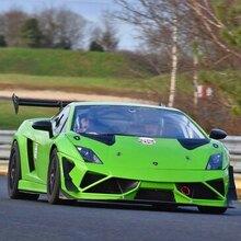 Stage en Lamborghini Super Trofeo à Fay-de-Bretagne