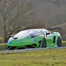 Stage en Lamborghini Super Trofeo - Circuit de Pont-l'Évêque