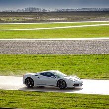 Stage de Pilotage Ferrari 488 GTB - Circuit de Fontange