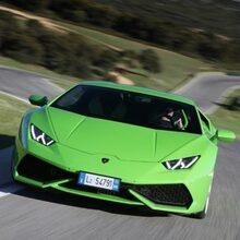 Stage en Lamborghini Huracan - Circuit de Trappes