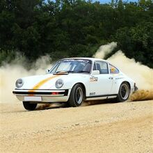 Stage Rallye en Porsche 911 - Circuit de Monteils