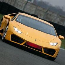 Stage Lamborghini Huracan - Circuit de Folembray