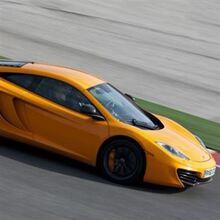 Stage en McLaren MP4 - Circuit de Magny-Cours Club