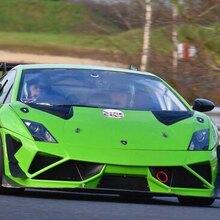 Baptême en Lamborghini Supertrofeo - Circuit de Mornay