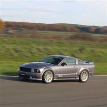 Stage en Ford Mustang Saleen - Circuit de Mornay