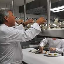 Cours de Cuisine au restaurant de Georges Blanc