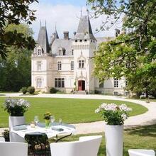 Week-end Gourmand au Château de Nieuil près d'Angoulême