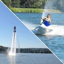 Initiation Flyboard et Jet-ski à Pont-l'Évêque