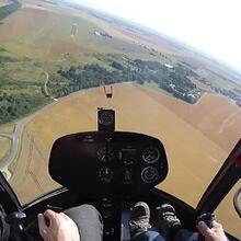 Initiation au Pilotage d'Hélicoptère ULM près de Chartres