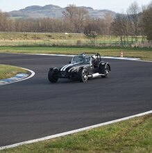 Stage de Pilotage Caterham - Circuit du Grand Sambuc