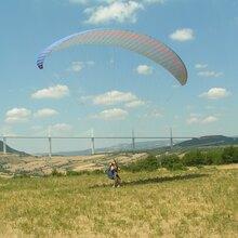 Initiation au Parapente au Viaduc de Millau