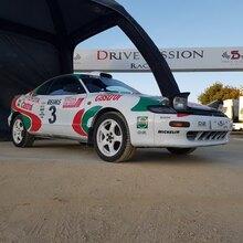Stage Rallye en Toyota Celica près de Bourges