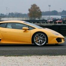 Baptême en Lamborghini Huracan - Circuit de Folembray