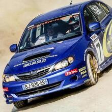 Baptême Rallye en Subaru - Circuit de Nœux-les-Mines