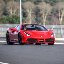 Stage en Ferrari 488 Spider - Circuit de Clastres