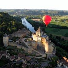 Week-end à Sarlat - Survol de la Dordogne en Montgolfière