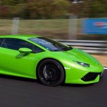 Stage en Lamborghini Huracan - Circuit des Ecuyers