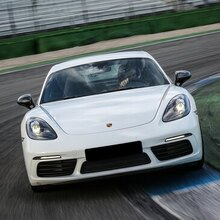 Stage en Porsche Cayman - Circuit Dijon-Prenois