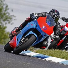 Stage de Pilotage Moto Honda - Circuit de Fontenay-le-Comte