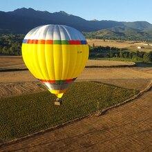 Vol en Montgolfière - Survol des Pyrénées