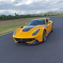 Stage en Ferrari F12 - Circuit de Mornay