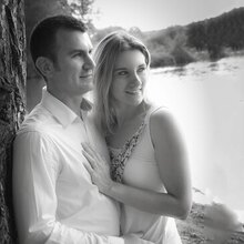 Séance Photo en Couple près d'Evreux