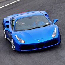 Stage en Ferrari 488 GTB - Circuit de Folembray