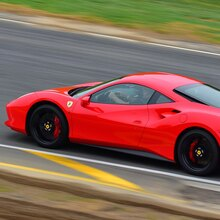Stage en Ferrari 488 GTB - Circuit de Montlhéry