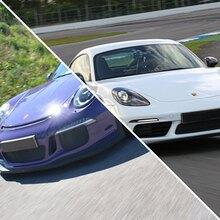 Stage de Pilotage Multivolant Porsche - Circuit de Dijon-Prenois