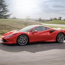 Stage en Ferrari F8 Tributo - Circuit de Mornay