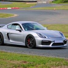 Stage en Porsche Cayman GT4 Clubsport - Circuit de Magny-Cours