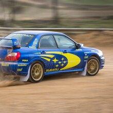 Baptême de Drift en Subaru - Circuit Terre près de Niort