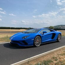 Stage en Lamborghini Aventador S - Circuit de Magny-Cours