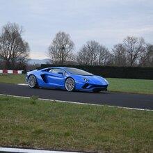 Stage en Lamborghini Aventador S - Circuit de Château Gaillard