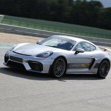 Stage de Pilotage Porsche GT4 - Circuit de Dijon-Prenois