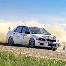 Stage Rallye en Mitsubishi Lancer Evo - Circuit de Monteils