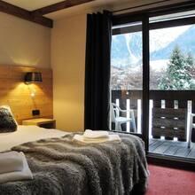 Week End Spa à Chamonix face au Mont Blanc