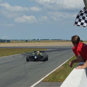 Stage de pilotage Formule Renault, département Indre