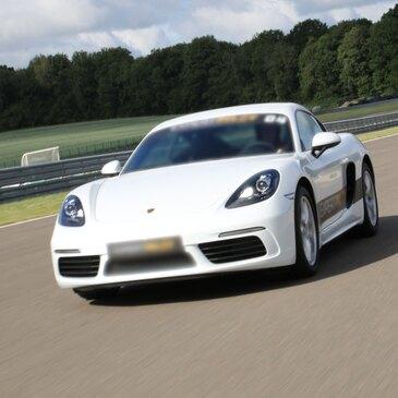Stage en Porsche Cayman - Circuit de Saint-Dié-des-Vosges