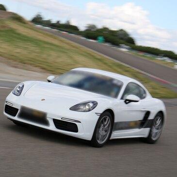Circuit de Saint-Dié-des-Vosges, Vosges (88) - Stage de pilotage Porsche
