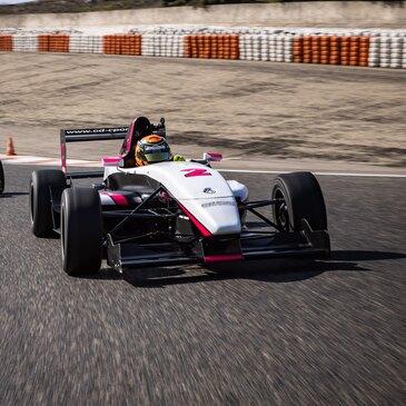 Stage en Formule Renault 2000 - Circuit de Nogaro