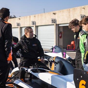Stage de pilotage Formule Renault, département Gers