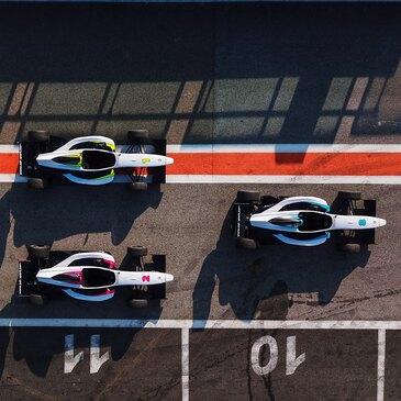 Circuit de Nogaro, Gers (32) - Stage de pilotage Formule Renault