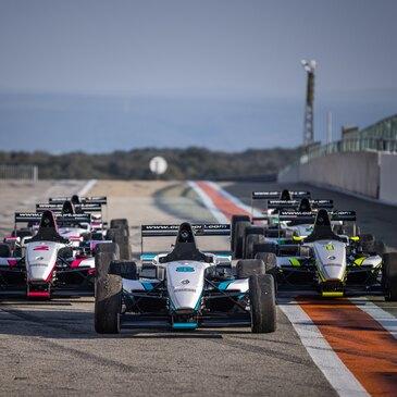 Stage de pilotage Formule Renault proche Circuit de Nogaro