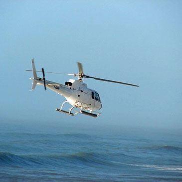 Baptême en Hélicoptère à Arcachon - Le Cap Ferret