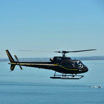 Réserver Baptême de l'air hélicoptère département Charente maritime