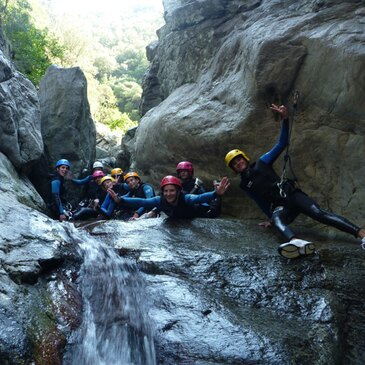 Canyon de Galamus (Descente facile)