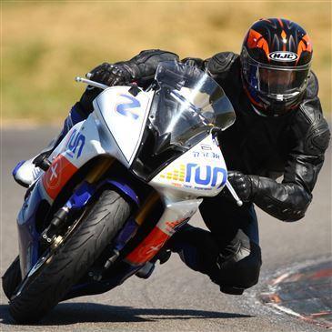Stage Moto en Yamaha 1/2 journée - Circuit de Bresse