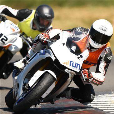 Stage de Pilotage Yamaha - Circuit de Bresse